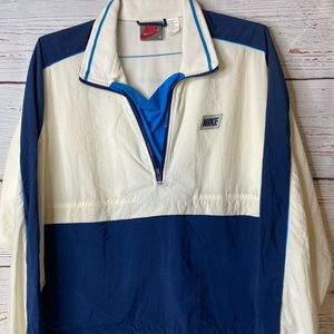 Nike Vintage Medium Windbreaker Medium
